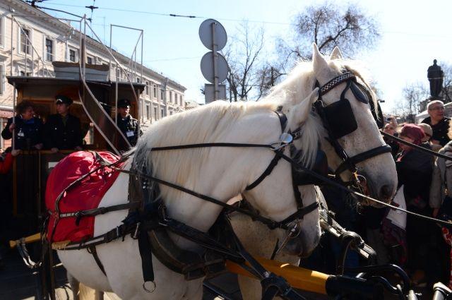 Москва отметит 118-летие трамвайного движения вгороде парадом
