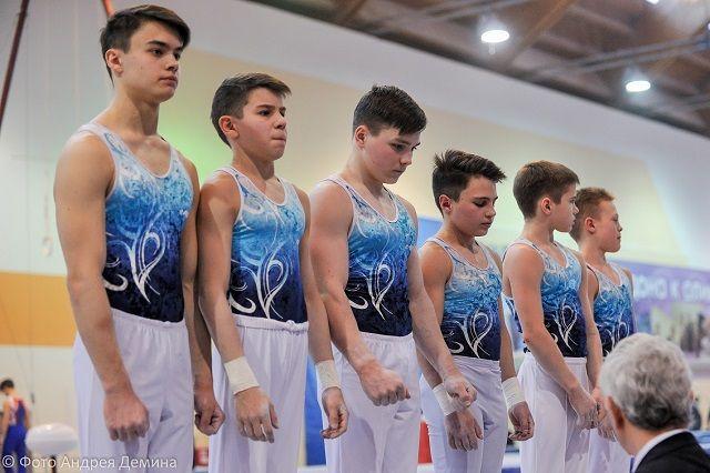 ВПензе стартовало первенство РФ поспортивной гимнастике