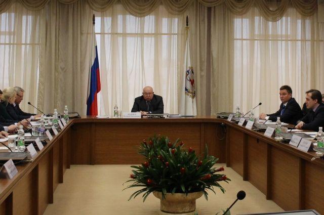 В Нижегородской области прошло заседание Совета делового сотрудничества с Республикой Беларусь
