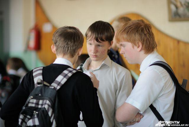 В Гыде подростки избили учителя.
