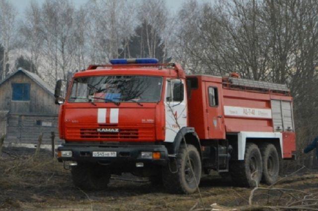 Два человека погибли напожаре вЗавидово Тверской области