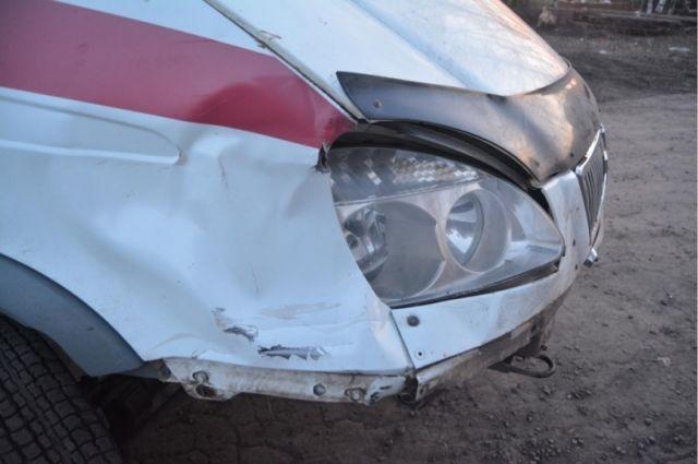 ВТокарёвке нетрезвый шофёр скорой сбил велосипедиста