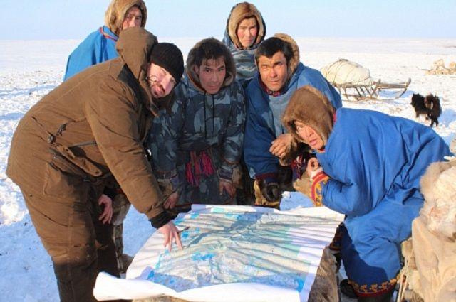 Ямальские ученые проделали сотни километров по тундре, чтобы узнать, как живут кочевники.