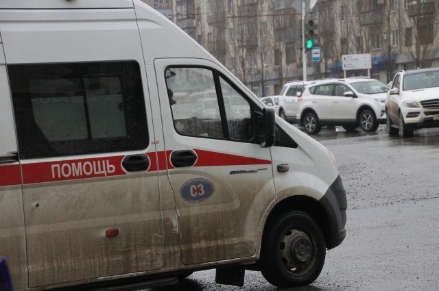 Под Оренбургом в ДТП пострадали два подростка