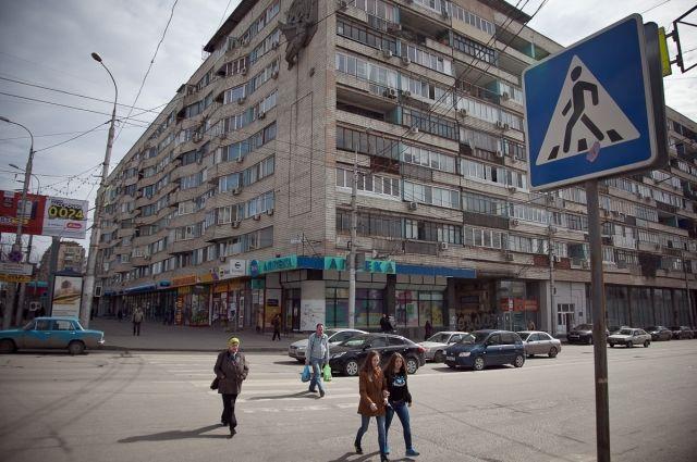 Вцентре Волгограда наулице Советской найден подозрительный пакет
