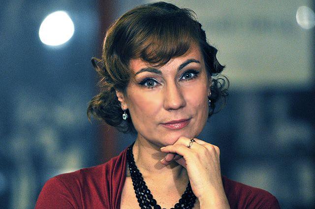Ольга Тумайкина.