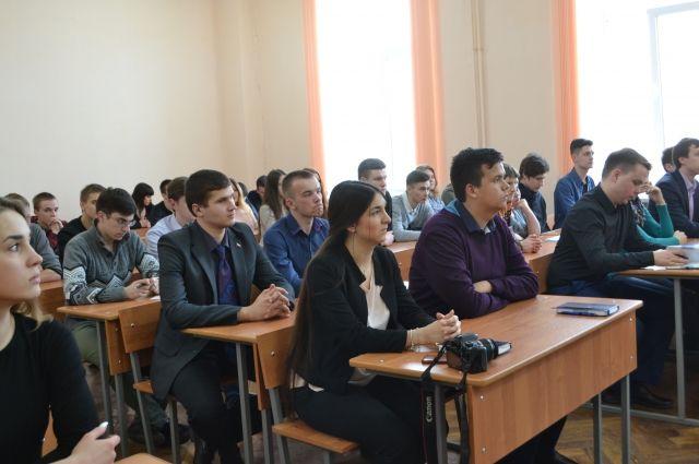 Прошла 19 Всероссийская студенческая научно-практическая конференция.