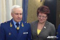 Сергей Хлопушин утвержден на должность прокурора Калининградской области.