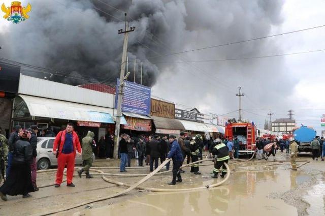 Минпромторг Дагестана: Рынки-нарушители будут закрыты доконца года