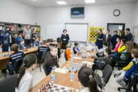 Региональный турнир по шахматам среди детей 4-9 классов «Белая ладья».