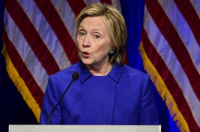 Хиллари Клинтон невидит всвоем будущем участия вновых выборах