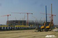 Стадион в Калининграде должен быть готов к концу 2017 года.