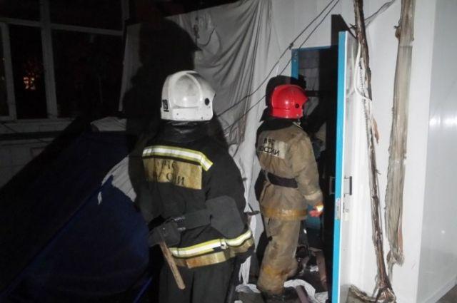 Пожар едва неоставил Екатеринбург без конструктивистской бани наУралмаше