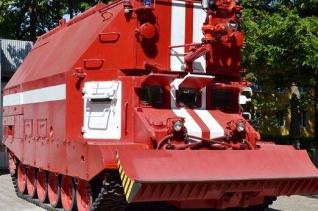 в Украине провели испытания ГПМ-72