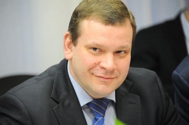 Дмитрий Ноженко назначен главой Ленинского района Екатеринбурга