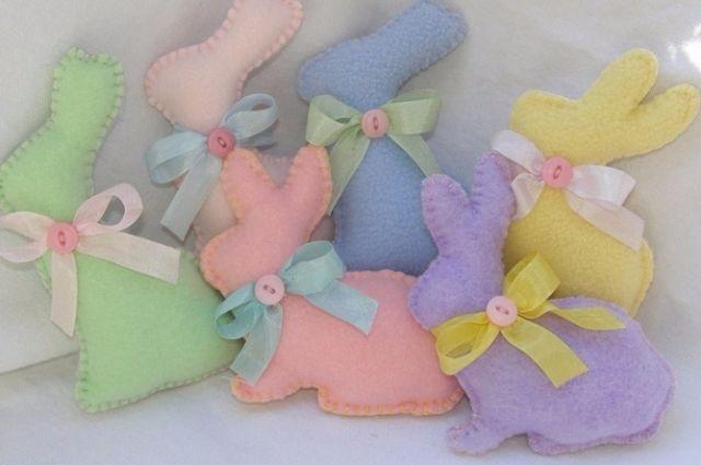 Маленькие оренбуржцы смогут создать пасхальных кроликов