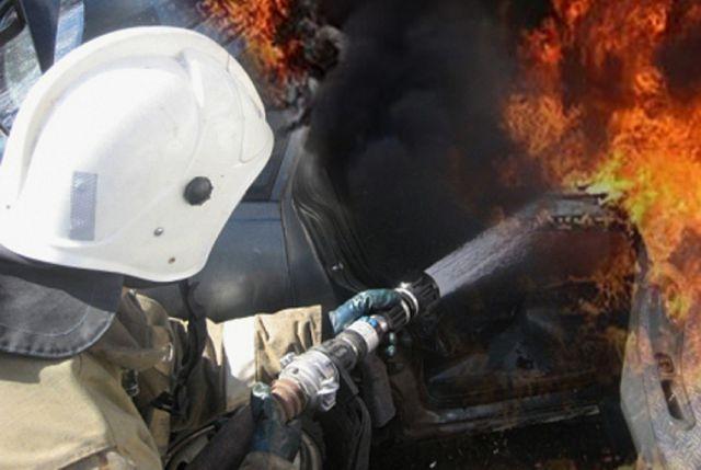 Мужчина получил ожоги всгоревшем вЕфремове доме