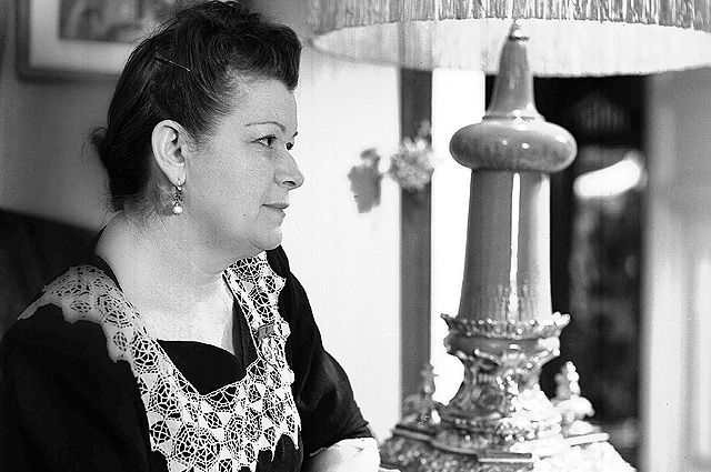 Мария Петровна Максакова, оперная певица, солистка Государственного академического Большого театра (ГАБТ) СССР, народная артистка СССР.
