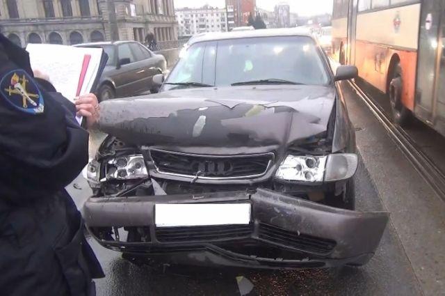 ВКалининграде зять угнал иразбил машину тещи
