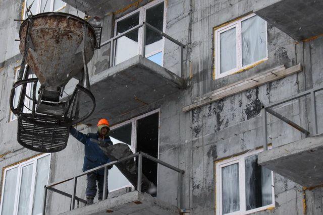 Строительство брошенного объекта будет продолжено.