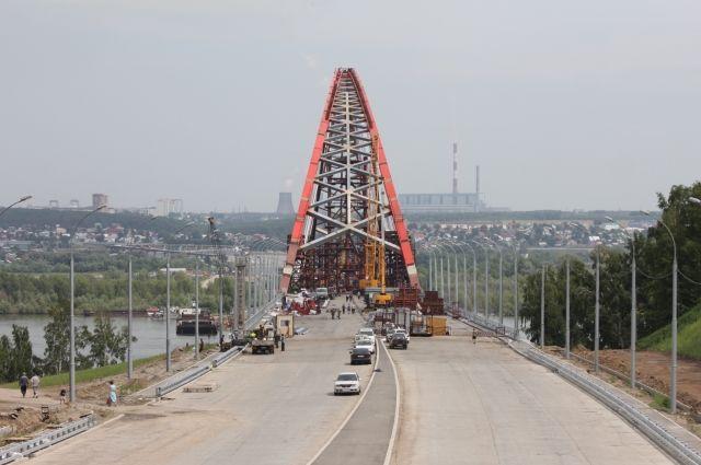 Девятый автобус начнет ходить через Бугринский мост