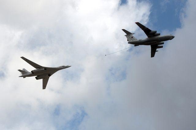 Учения дальней авиации прошли вчетырех округах РФ