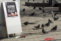 Петербург скорбит вместе с родными погибших.