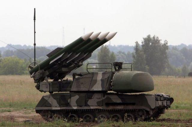 Генштаб: В текущем году пройдут масштабные учения ПВО