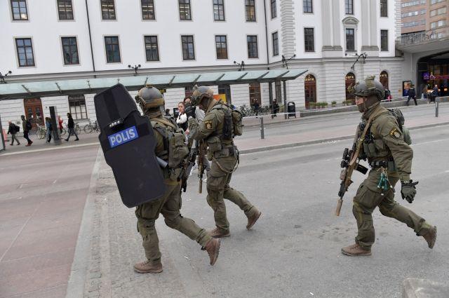 Милиция подтвердила личность совершившего теракт вСтокгольме водителя