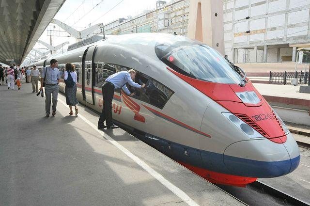 ВНижегородской области построят 6 станций скоростной дороги Москва— Казань