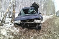 21-летний водитель от медицинской помощи отказался.