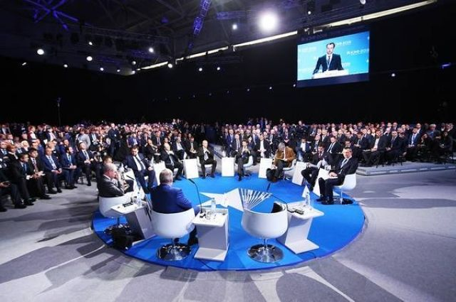 Красноярский экономический форум пройдет с 20 по 22 апреля 2017 года.