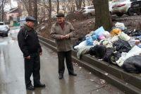Принести мусор в библиотечный двор сможет каждый желающий