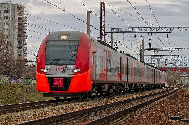 Пассажиров поезда эвакуировали под Тулой из-за подозрительной сумочки
