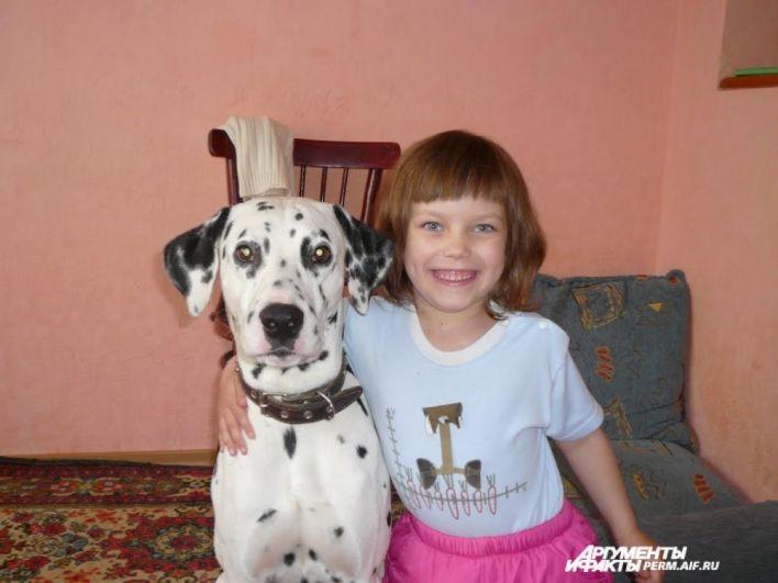 Участник № 14. Пёс Портос - отличный друг