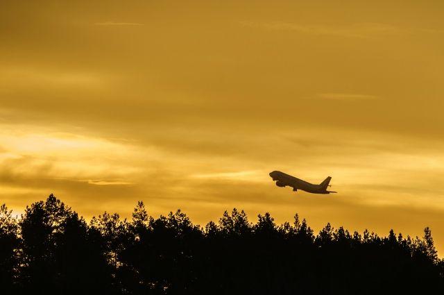 Русский самолет совершит наблюдательный полет над США иКанадой