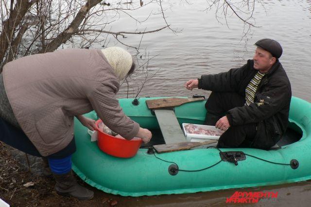 МЧС: назападе Оренбуржья паводок отрезал село Егорьевка
