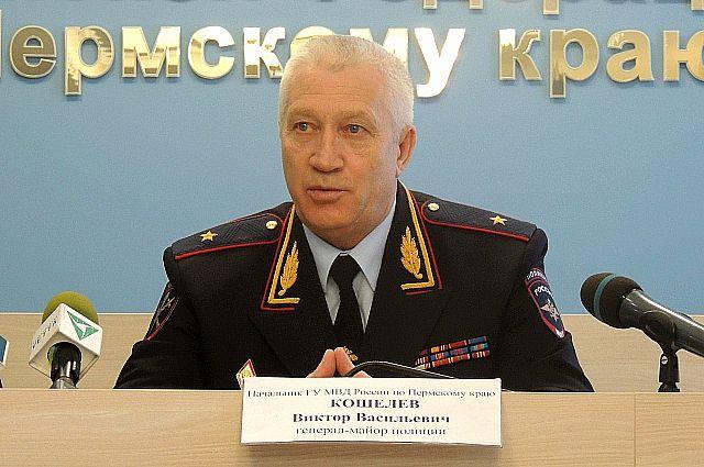 Некоторое время на сайте краевой полиции врио начальника действительно был генерал-майор полиции Алексей Овсянников. Однако в это время Виктор Кошелев по официальной информации был в отпуске.