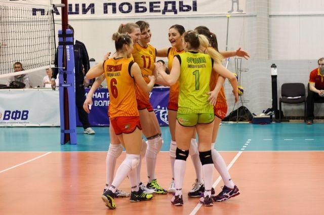 «Спарта» уступила в 2-х матчах липецкому «Индезиту»