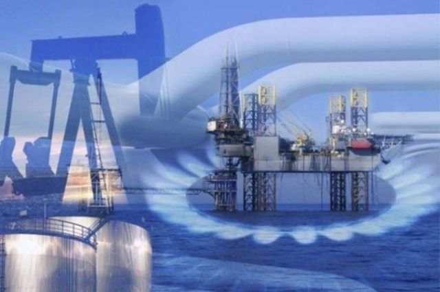 С 1 по 8 апреля запасы природного газа выросли на 1%