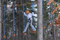 Веревочный парк может появиться в Иркутске.
