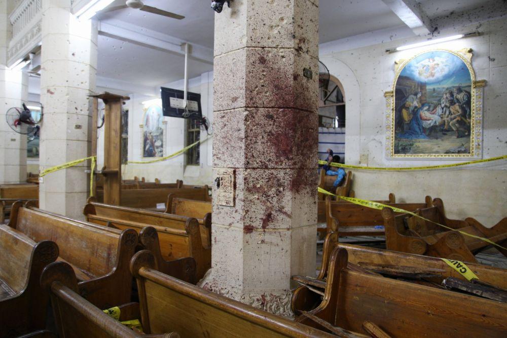 По последним данным, жертвами взрыва стали около 30 человек, около 70 пострадали.