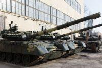 Танк Т-64 прошел испытания перед передачей ВСУ