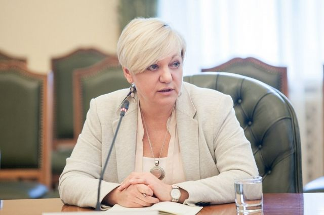Руководитель украинского Нацбанка сообщила Порошенко оботставке