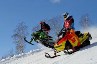 На Ямале выбрали лучших снегоходцев.