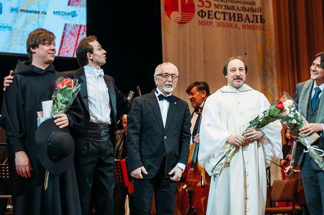 Ульяновцам посчастливилось услышать симфонические поэмы Сойникова