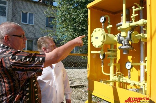 Расторгнут контракт с подрядчиком строительства газопровода в Светлом.