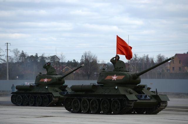 Единственный сохранившийся танк-участник встречи наЭльбе будет выставлен вмузее Эстонии