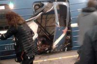 Теракт в петербургском метро.