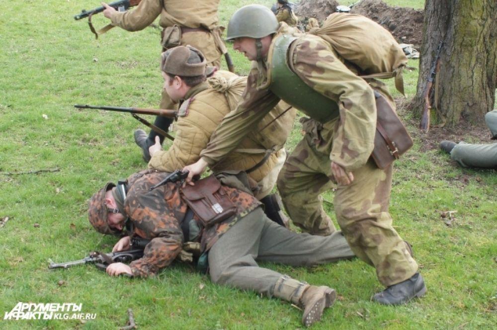 Во время штурма было убито более 40 тысяч немецких солдат. Советская армия потеряла 3700 человек.